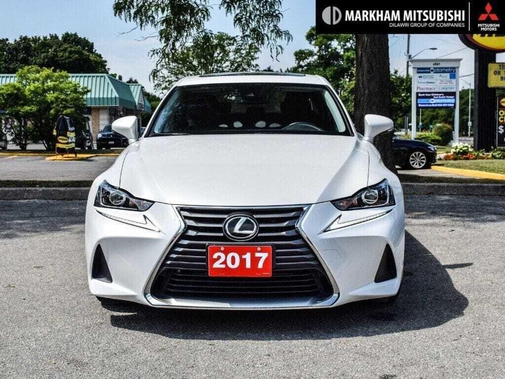 2017 Lexus IS 300 AWD in Markham, Ontario - 2 - w1024h768px