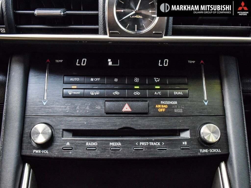 2017 Lexus IS 300 AWD in Markham, Ontario - 21 - w1024h768px