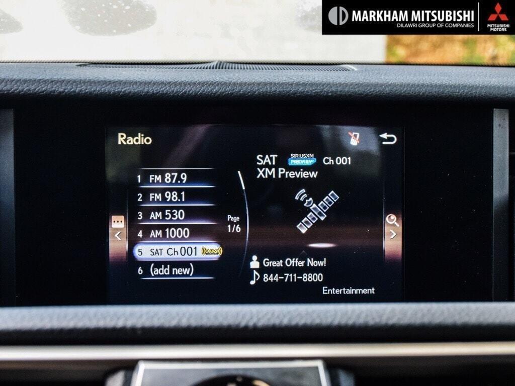 2017 Lexus IS 300 AWD in Markham, Ontario - 18 - w1024h768px