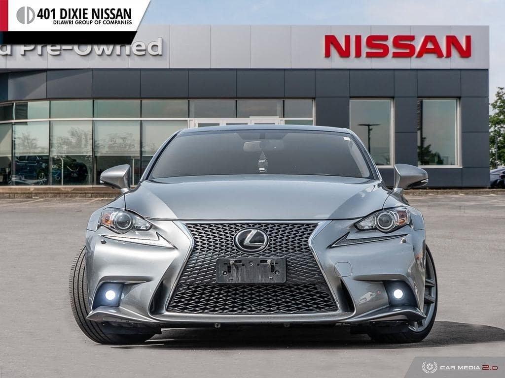 2015 Lexus IS250 AWD 6A in Mississauga, Ontario - 2 - w1024h768px