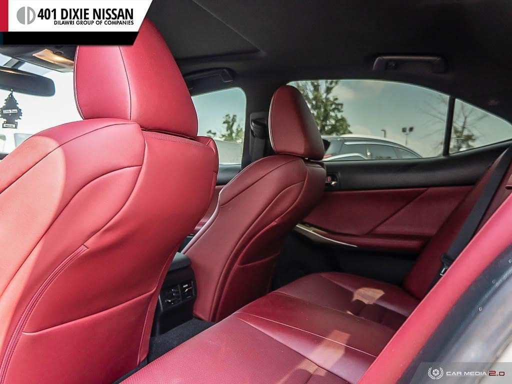 2015 Lexus IS250 AWD 6A in Mississauga, Ontario - 23 - w1024h768px