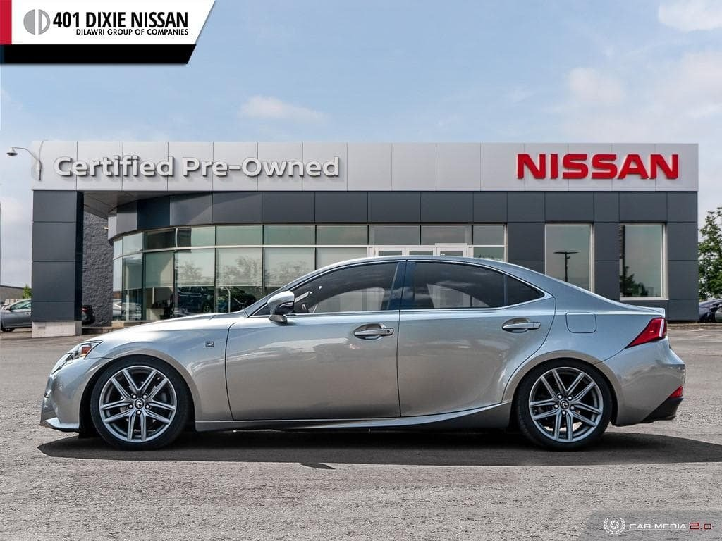 2015 Lexus IS250 AWD 6A in Mississauga, Ontario - 3 - w1024h768px