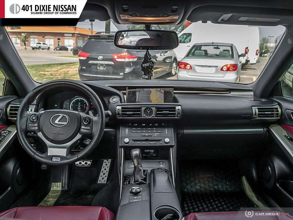 2015 Lexus IS250 AWD 6A in Mississauga, Ontario - 24 - w1024h768px