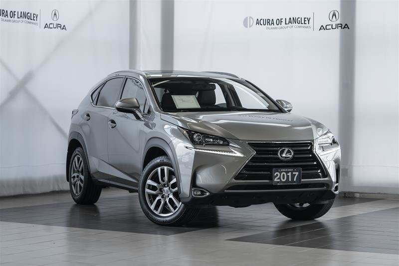 2017 Lexus NX 200t 6A in Langley, British Columbia - 19 - w1024h768px