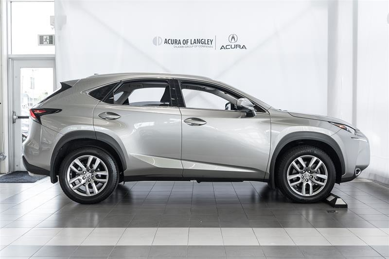 2017 Lexus NX 200t 6A in Langley, British Columbia - 5 - w1024h768px