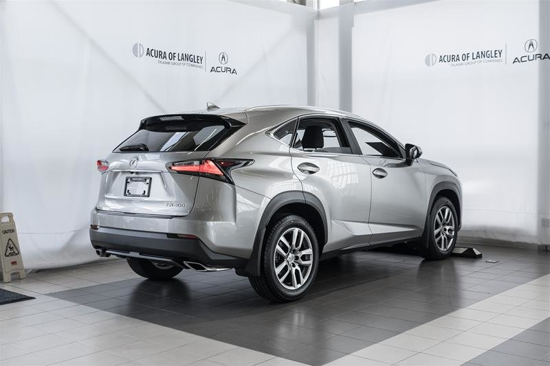 2017 Lexus NX 200t 6A in Langley, British Columbia - 6 - w1024h768px