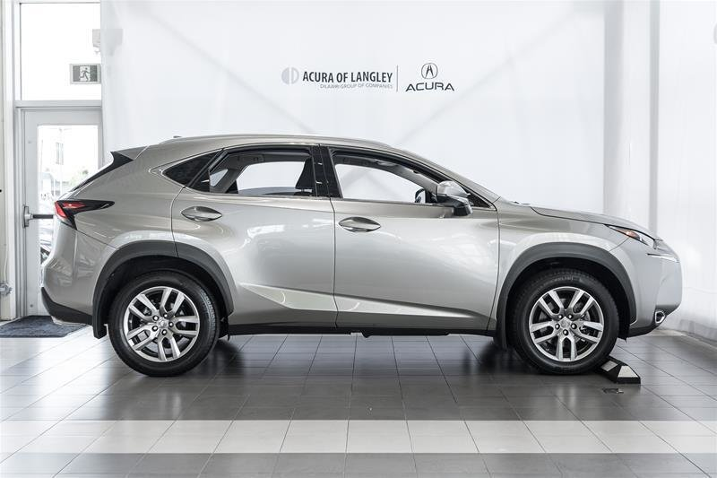 2017 Lexus NX 200t 6A in Langley, British Columbia - 23 - w1024h768px
