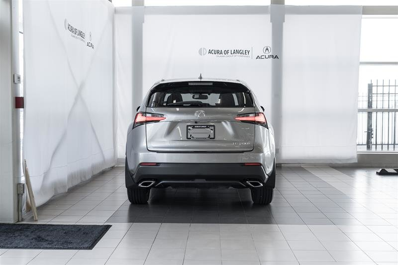 2017 Lexus NX 200t 6A in Langley, British Columbia - 7 - w1024h768px