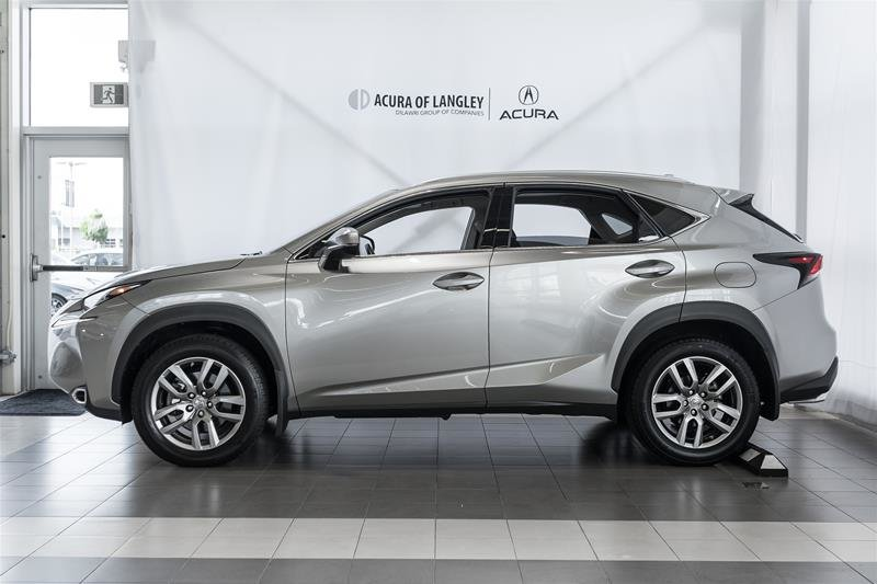 2017 Lexus NX 200t 6A in Langley, British Columbia - 4 - w1024h768px