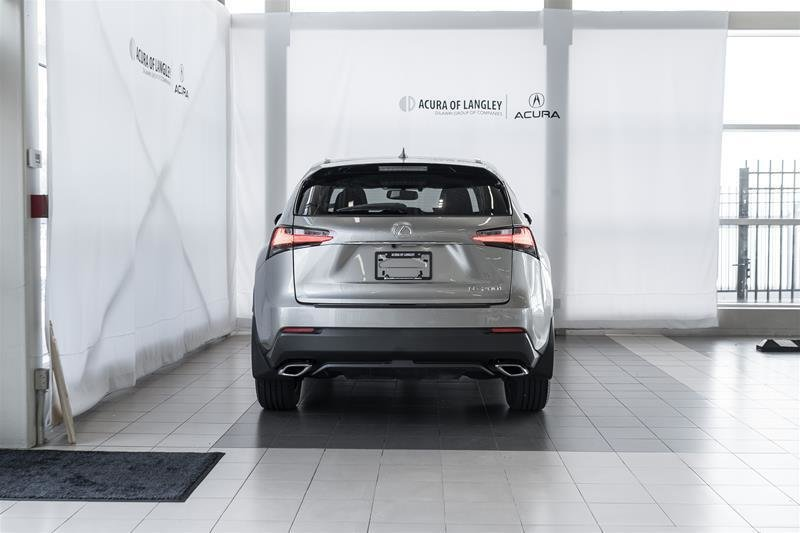 2017 Lexus NX 200t 6A in Langley, British Columbia - 25 - w1024h768px