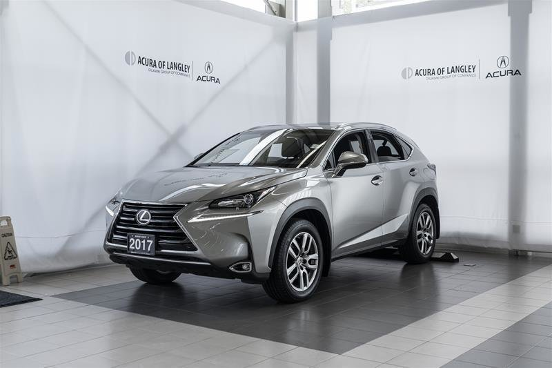 2017 Lexus NX 200t 6A in Langley, British Columbia - 21 - w1024h768px