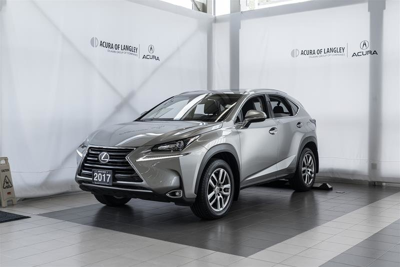 2017 Lexus NX 200t 6A in Langley, British Columbia - 3 - w1024h768px