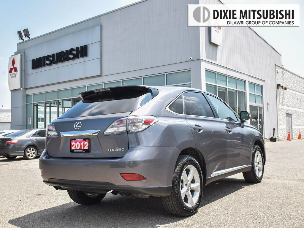 2012 Lexus RX350 6A in Mississauga, Ontario - 5 - w1024h768px