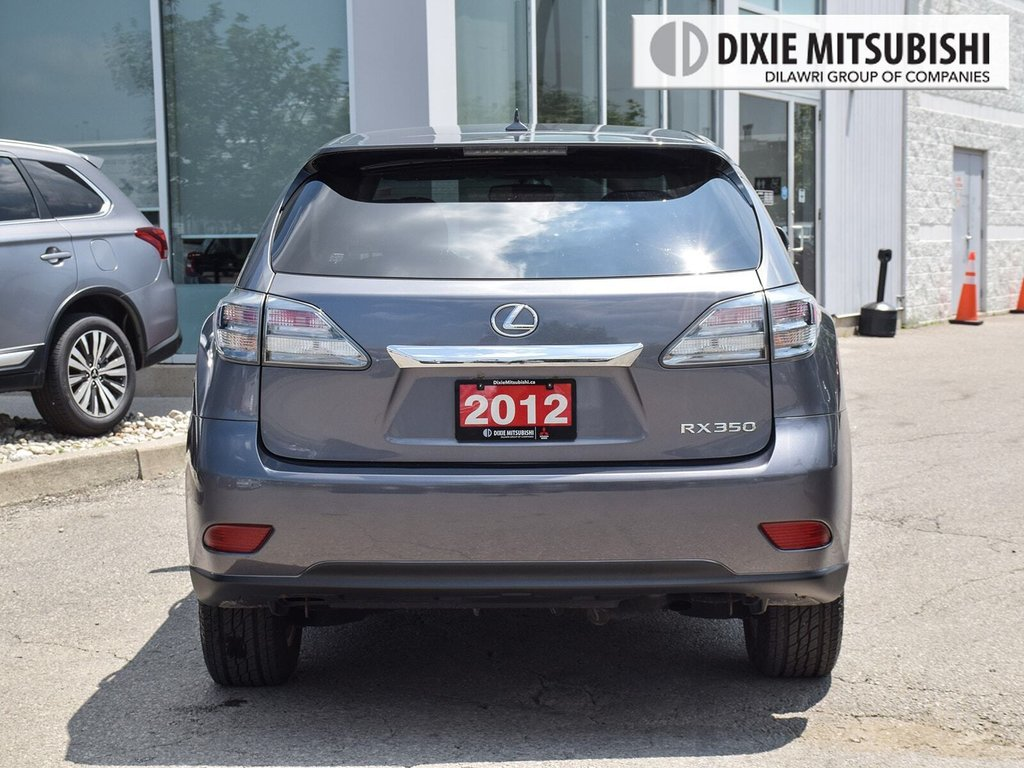 2012 Lexus RX350 6A in Mississauga, Ontario - 4 - w1024h768px