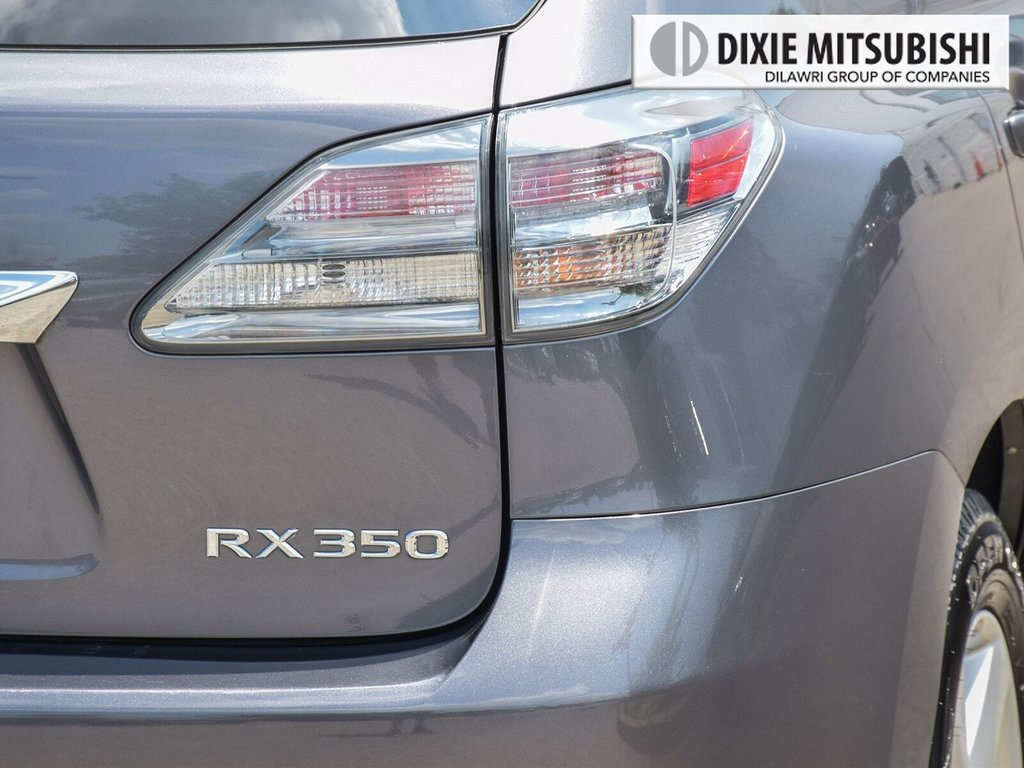 2012 Lexus RX350 6A in Mississauga, Ontario - 25 - w1024h768px