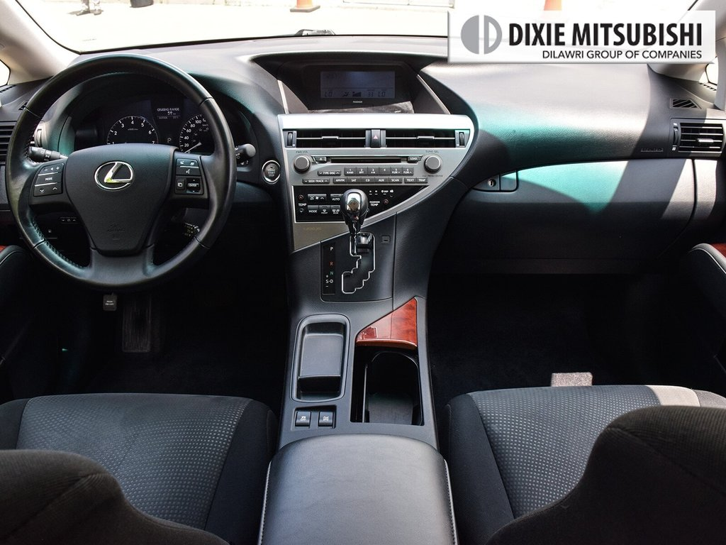 2012 Lexus RX350 6A in Mississauga, Ontario - 9 - w1024h768px