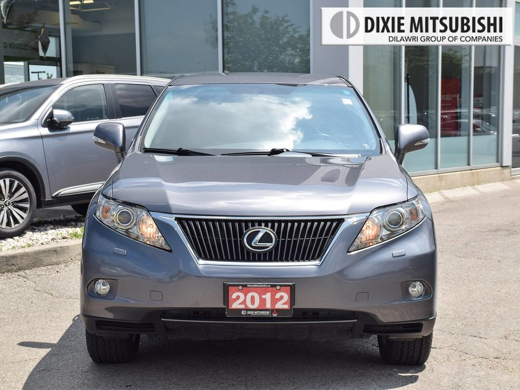 2012 Lexus RX350 6A in Mississauga, Ontario - 2 - w1024h768px
