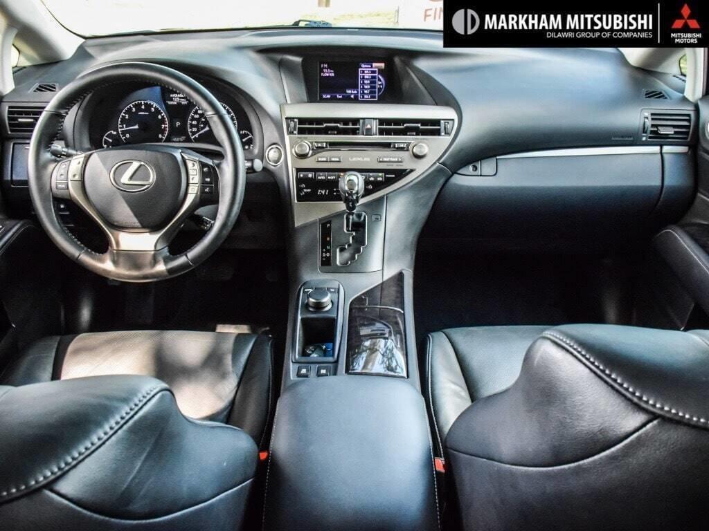 2015 Lexus RX350 6A in Markham, Ontario - 11 - w1024h768px