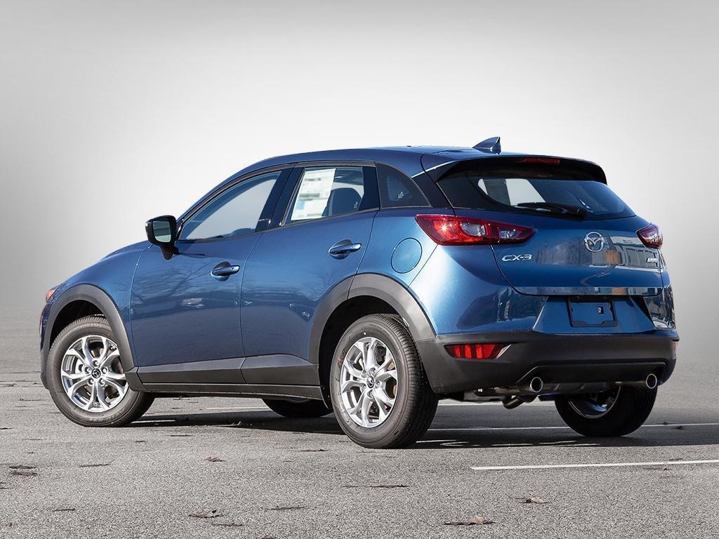 Mazda Des Sources | Mazda CX-3 GS 2020 #LC033