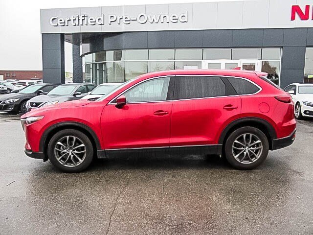 2017 Mazda CX-9 GT AWD in Mississauga, Ontario - 8 - w1024h768px