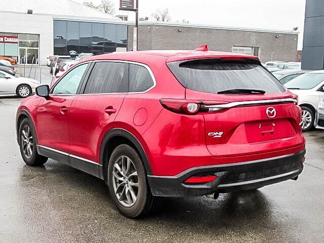 2017 Mazda CX-9 GT AWD in Mississauga, Ontario - 7 - w1024h768px