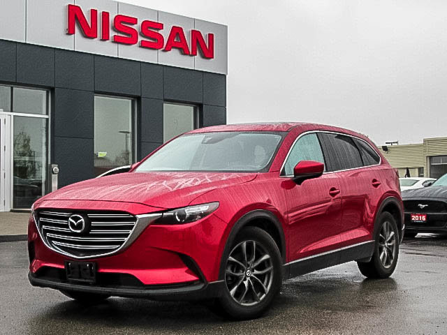 2017 Mazda CX-9 GT AWD in Mississauga, Ontario - 12 - w1024h768px