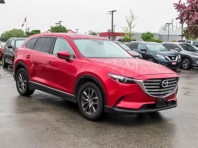 2017 Mazda CX-9 GT AWD in Mississauga, Ontario - 14 - w1024h768px