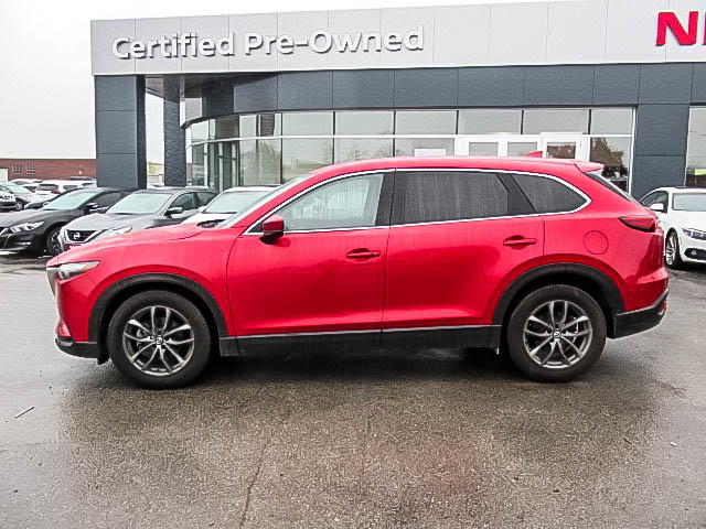 2017 Mazda CX-9 GT AWD in Mississauga, Ontario - 19 - w1024h768px