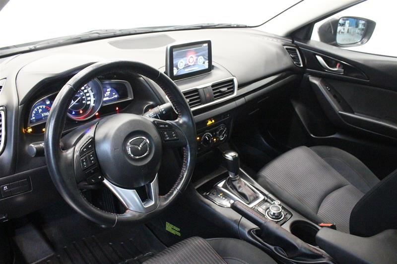 2015 Mazda Mazda3 Sport GS-SKY at in Regina, Saskatchewan - 9 - w1024h768px