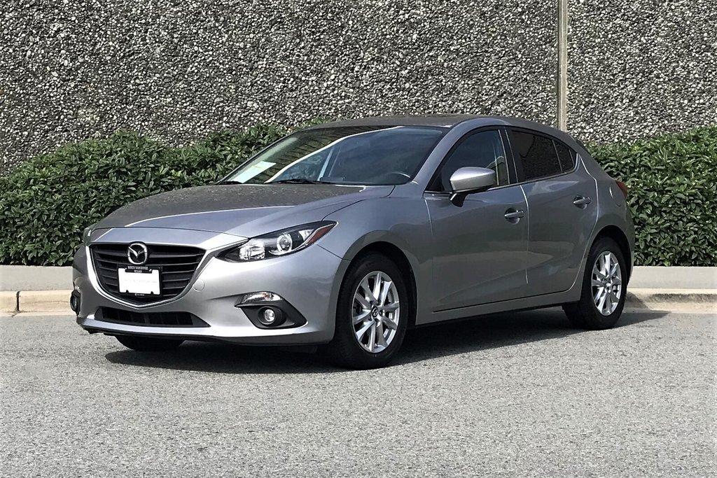 2015 Mazda Mazda3 Sport GS-SKY at in North Vancouver, British Columbia - 1 - w1024h768px