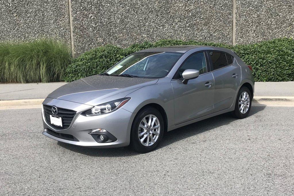 2015 Mazda Mazda3 Sport GS-SKY at in North Vancouver, British Columbia - 4 - w1024h768px