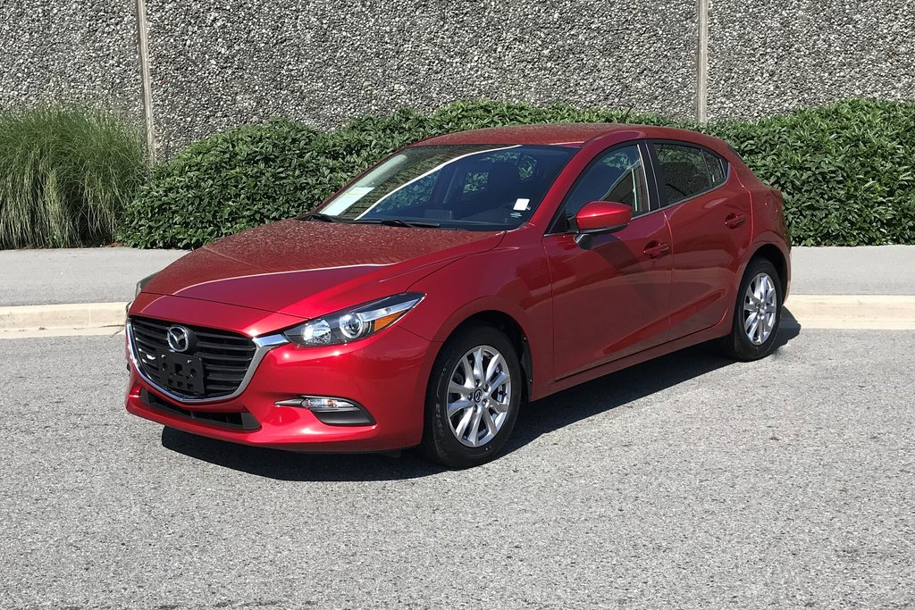 2018 Mazda Mazda3 Sport GS at in North Vancouver, British Columbia - 4 - w1024h768px
