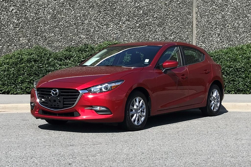 2018 Mazda Mazda3 Sport GS at in North Vancouver, British Columbia - 1 - w1024h768px