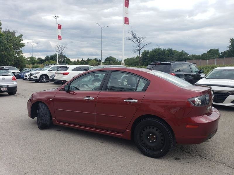 2008 Mazda Mazda3 GT at (2008.5) in Mississauga, Ontario - 7 - w1024h768px