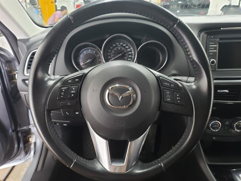2014 Mazda Mazda6 GS at in Mississauga, Ontario - 11 - w1024h768px