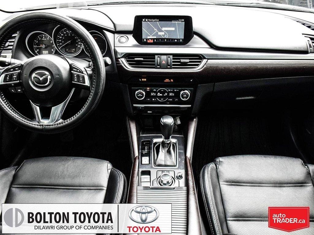 2016 Mazda Mazda6 GT at in Bolton, Ontario - 16 - w1024h768px