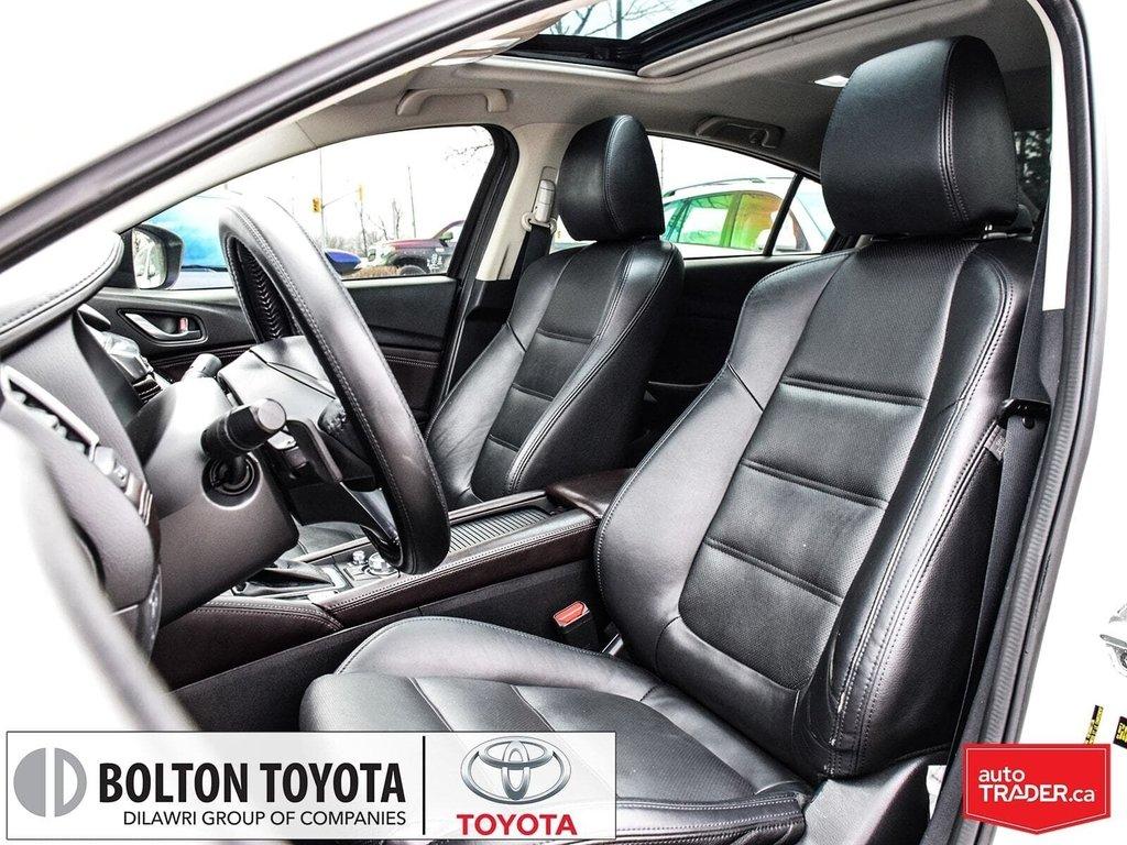 2016 Mazda Mazda6 GT at in Bolton, Ontario - 12 - w1024h768px