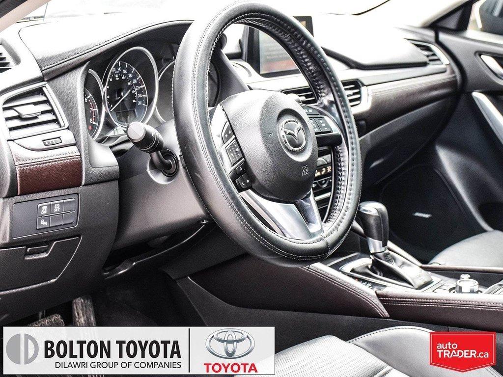 2016 Mazda Mazda6 GT at in Bolton, Ontario - 11 - w1024h768px