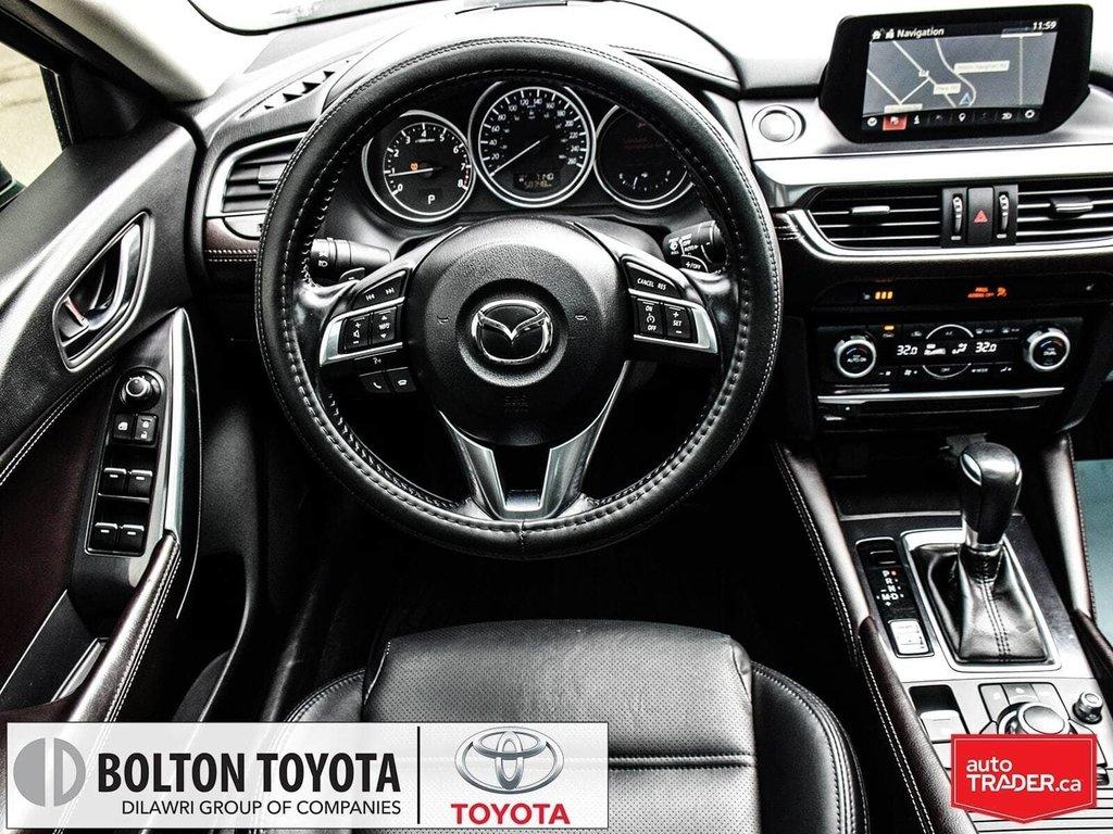 2016 Mazda Mazda6 GT at in Bolton, Ontario - 17 - w1024h768px