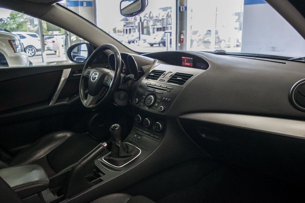 2012 Mazda Mazdaspeed3 ** ** CLIMATISEUR** in Dollard-des-Ormeaux, Quebec - 11 - w1024h768px