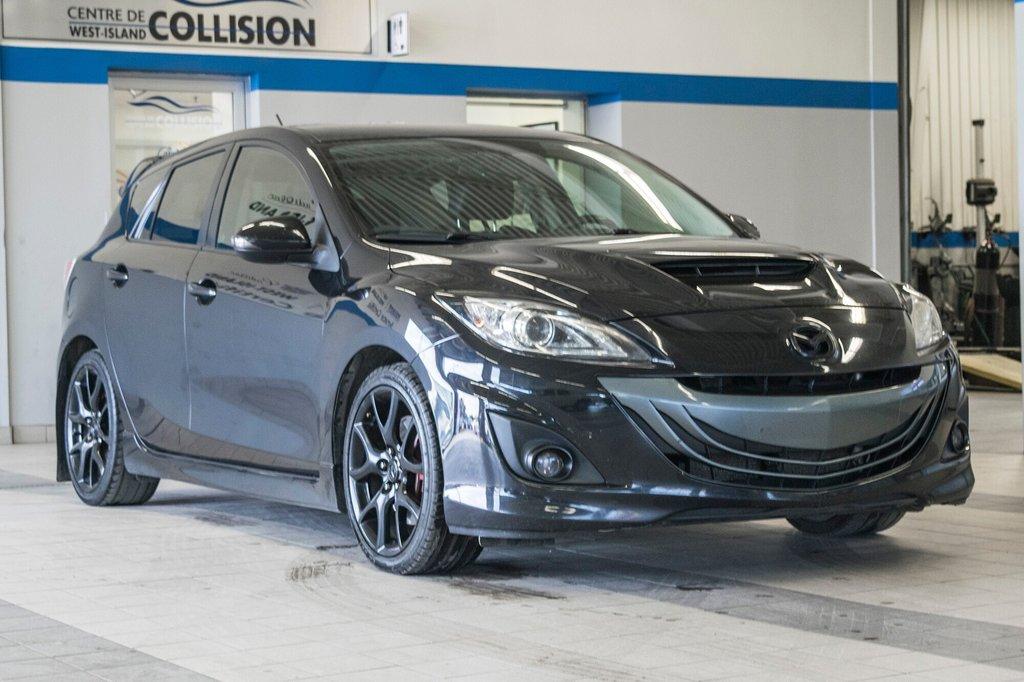 2012 Mazda Mazdaspeed3 ** ** CLIMATISEUR** in Dollard-des-Ormeaux, Quebec - 4 - w1024h768px