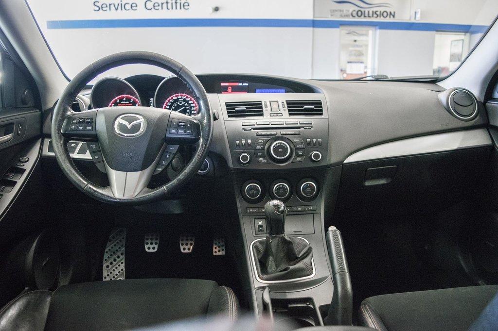 2012 Mazda Mazdaspeed3 ** ** CLIMATISEUR** in Dollard-des-Ormeaux, Quebec - 24 - w1024h768px