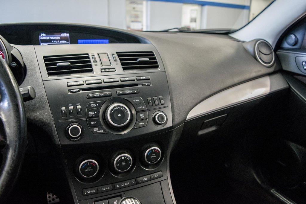 2012 Mazda Mazdaspeed3 ** ** CLIMATISEUR** in Dollard-des-Ormeaux, Quebec - 23 - w1024h768px
