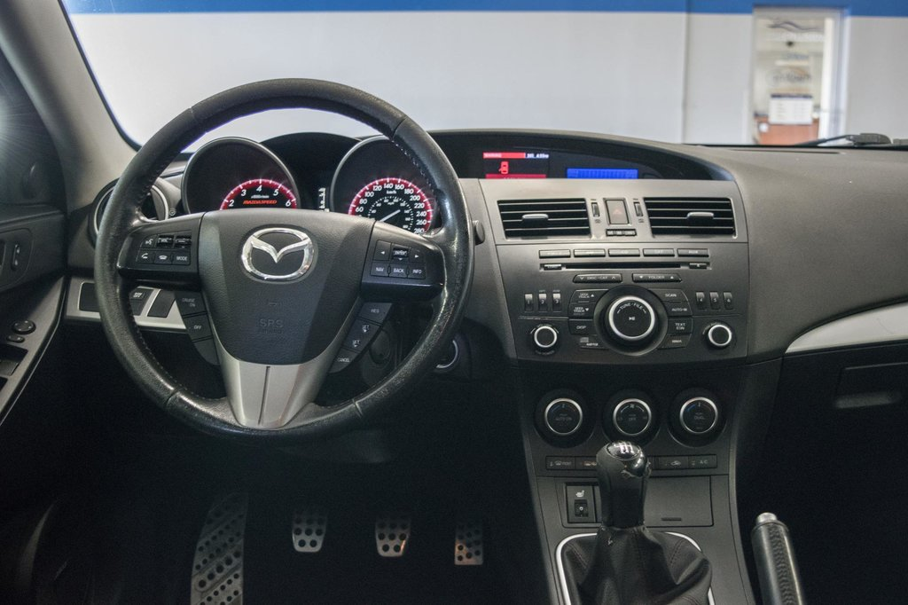 2012 Mazda Mazdaspeed3 ** ** CLIMATISEUR** in Dollard-des-Ormeaux, Quebec - 10 - w1024h768px