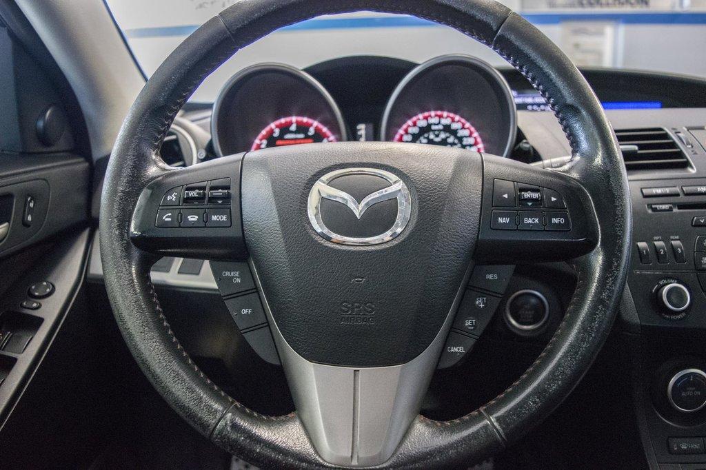 2012 Mazda Mazdaspeed3 ** ** CLIMATISEUR** in Dollard-des-Ormeaux, Quebec - 12 - w1024h768px
