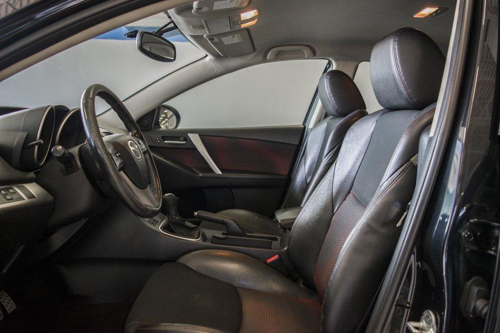 2012 Mazda Mazdaspeed3 ** ** CLIMATISEUR** in Dollard-des-Ormeaux, Quebec - 26 - w1024h768px