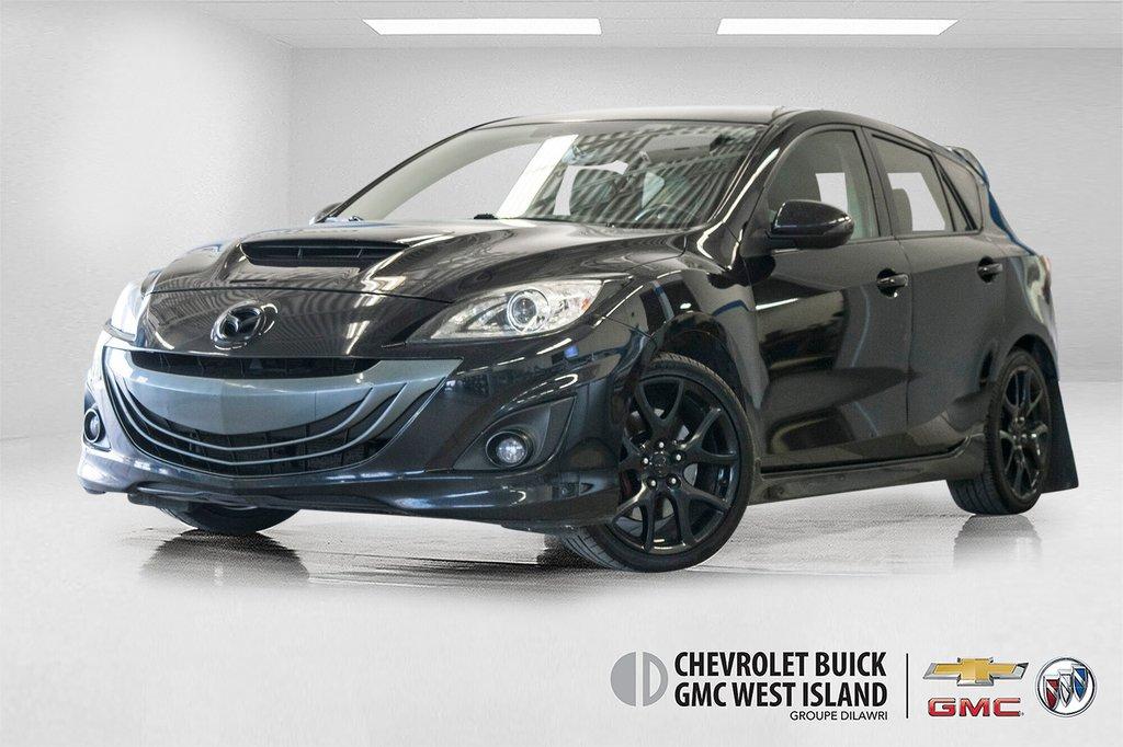 2012 Mazda Mazdaspeed3 ** ** CLIMATISEUR** in Dollard-des-Ormeaux, Quebec - 1 - w1024h768px