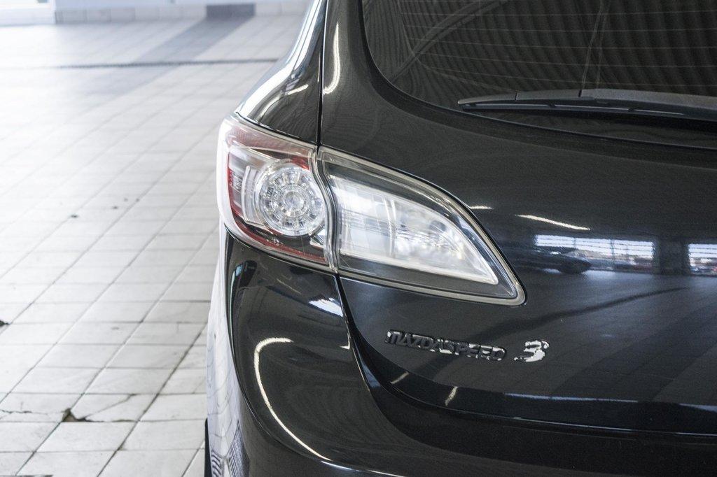 2012 Mazda Mazdaspeed3 ** ** CLIMATISEUR** in Dollard-des-Ormeaux, Quebec - 31 - w1024h768px