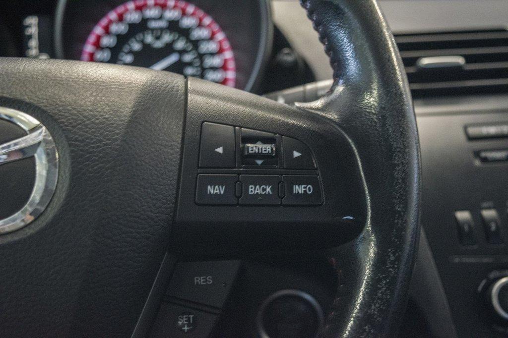 2012 Mazda Mazdaspeed3 ** ** CLIMATISEUR** in Dollard-des-Ormeaux, Quebec - 17 - w1024h768px