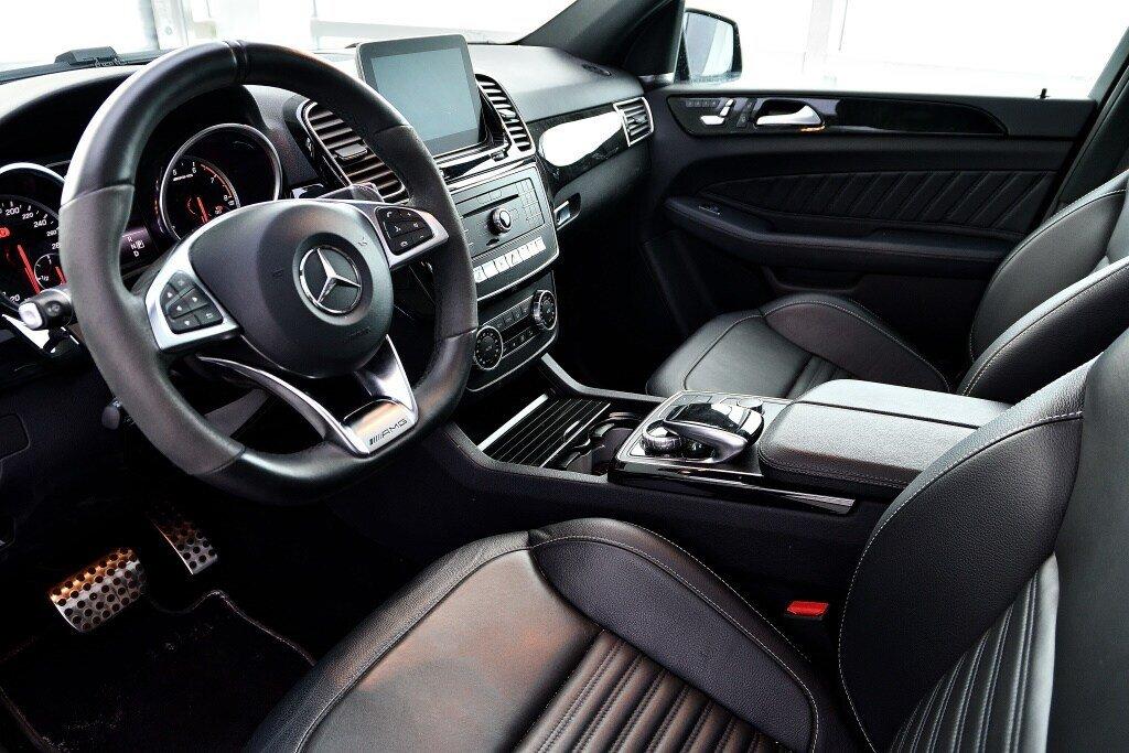 Mercedes-Benz GLE AMG GLE 43 2018 à St-Bruno, Québec - 13 - w1024h768px